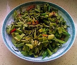 辣炒贡菜的做法