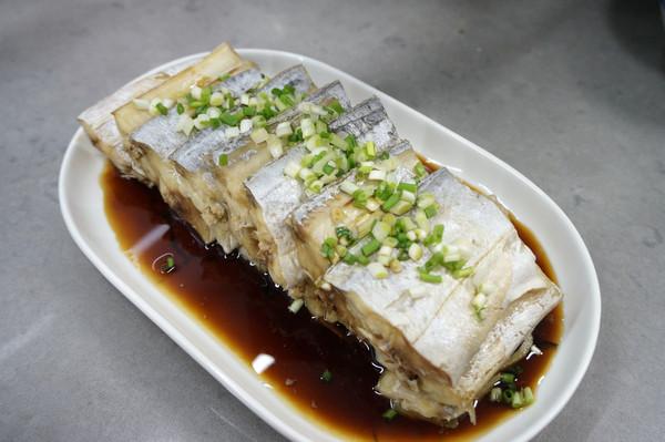 #精品菜谱挑战赛# 清蒸带鱼
