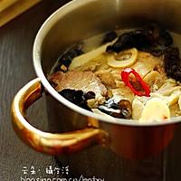 带鱼春笋汤