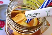 柠檬红茶#爱乐甜夏日轻脂甜蜜#的做法