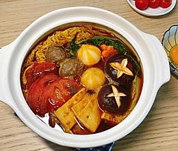 寿喜锅 治愈你的胃的做法