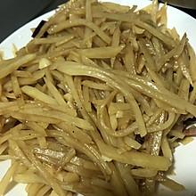 炝炒土豆丝