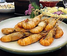 熟醉罗氏虾的做法