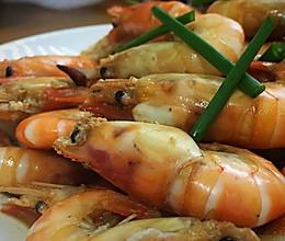 沼虾之一招鲜的做法