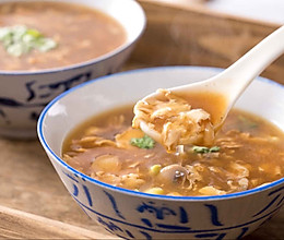 回忆至味 老味道的开胃可口酸辣汤的做法