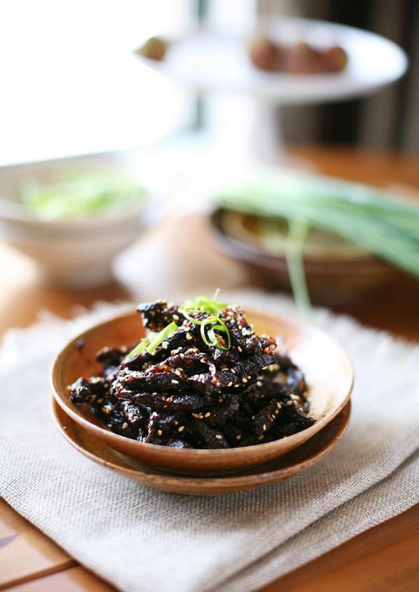 最上瘾的绝味川菜——麻辣牛肉干的做法