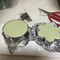 抹茶豆腐芝士蛋糕的做法图解10