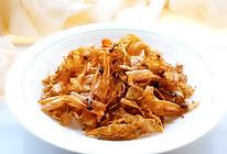 椒盐虾壳+虾油的做法