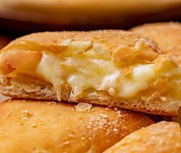 蒙古奶酪饼 | 甜香软滑的做法