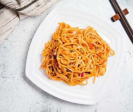 #营养小食光#香辣意面,美味快手西餐的烹调秘诀的做法