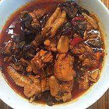 滇式牛肝菌黄焖鸡