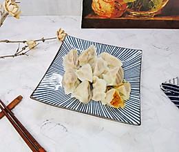 羊肉胡萝卜水饺#秋天怎么吃#的做法