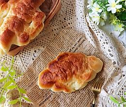 经典罗宋面包!外壳酥脆,内里柔软!的做法