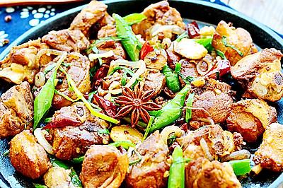 夏季嗜辣一族不可错过美食——麻辣干锅鸭