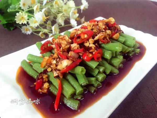 开胃菜——凉拌豇豆的做法
