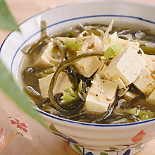 #硬核菜谱制作人#减脂味增汤