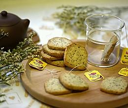 红茶茶包饼干#长帝烘焙节华东赛区#的做法