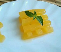 黄金瓜条   《冷菜》的做法