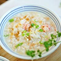 金银鱼汤泡饭丨简单快手暖身