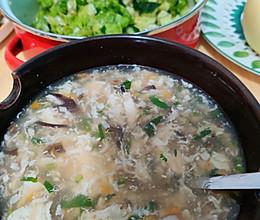 简易版酸辣汤的做法
