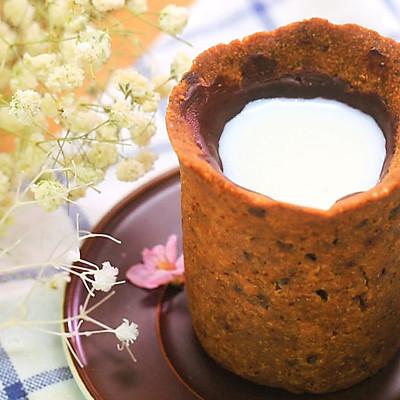 牛奶曲奇杯——迷迭香