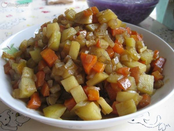 懒人必备----咖喱土豆的做法