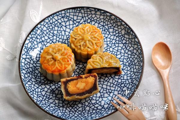 中秋佳节阖家欢乐 中秋广月饼#每道菜都是一台食光机#的做法