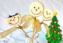 圣诞节奥利奥棒棒糖饼干的做法