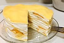 #换着花样吃早餐#芒果千层蛋糕的做法