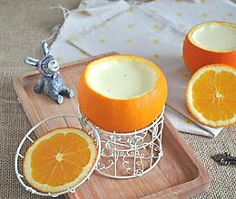 橙香奶冻#寻人启事#的做法