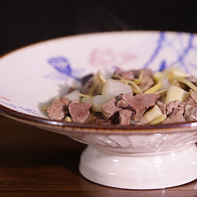 【清·红煨羊肉】千年食肉史,最是羊肉贵