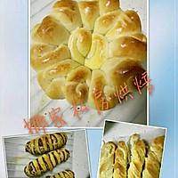 手揉版~超软面包的做法图解7