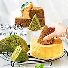 3种口味零失败戚风蛋糕教程附视频,收藏!