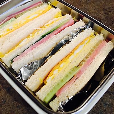三明治便当