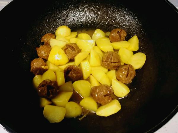 #母亲节,给妈妈做道菜#咖喱牛肉丸