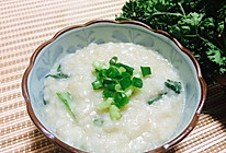鱼卵蔬菜粥的做法