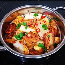 #美食视频挑战赛#娃娃菜这样吃,两碗米饭都不够#干锅娃娃菜