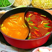 清红火锅汤底-宅家和火锅更配