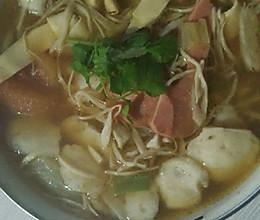 简单粗暴的汤的做法