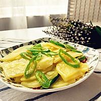 尖椒土豆片的做法图解7