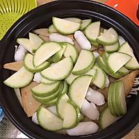 厨房小白做大餐/韩式泡菜火锅的做法图解4
