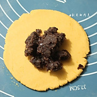 利仁电饼铛试用之豆沙南瓜饼的做法图解9