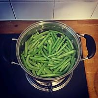梅干菜干煸刀豆(四季豆)的做法图解2
