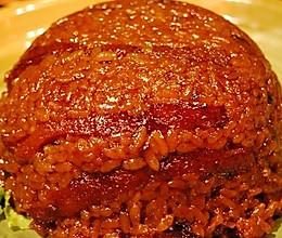江米扣肉的做法