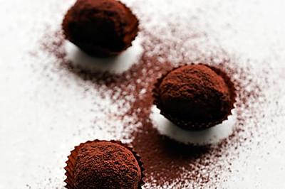 甜心松露巧克力