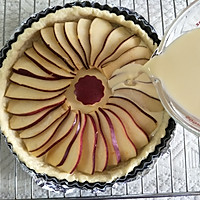 苹果布丁派 香酥嫩滑酸甜可口的做法图解17