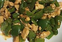 青椒鸡丁(快手菜)的做法