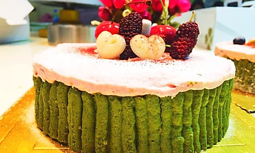 綠野仙蹤情人蛋糕的做法