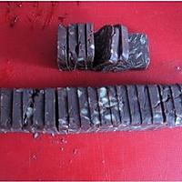 巧克力杏仁脆饼的做法图解7