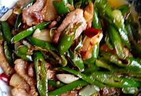 尖椒炒回锅肉的做法